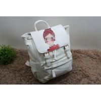 TAS RANSEL Backpack Fashion Youk Shim won TAS MURAH BATAM TAS IMPOR