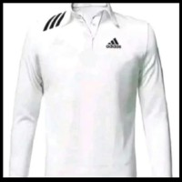 Polo-Shirt-Pria-Kaos-Baju Panjang Adidas Golf Exclusive