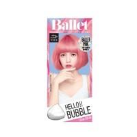 Hello Bubble Hair Color 11P ( Ballet Pink ) Ready Stock