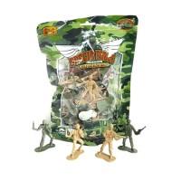 Mainan Tentara Plastik Kecil Army Set Special Force Anak Laki Laki