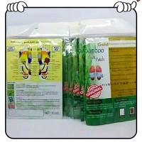 Koyo Kaki Bamboo Gold/ Herbal Foot Patch isi 2pcs
