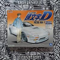 Aoshima 1/32 Initial D FC3S RX7