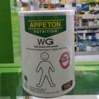 Susu Appeton WG coklat 450g