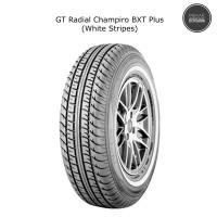 Ban mobil GT Radial Champiro BXT Plus 205/75 R14 WR (White Stripes)