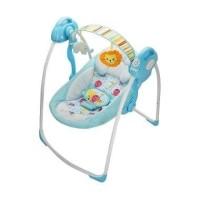baby elle portable swing bouncer ayunan bayi electrik Berkualitas