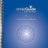 The InnerGuide 2016 Planner, Jan-Dec Calendar with Journal & Goal Plan