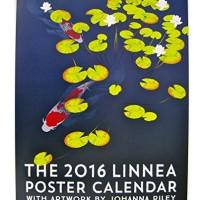 Linnea Designs 2016 Poster Calendar Art By Johanna Riley