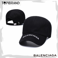 TOPI FASHION BALENCIAGA   PREMIUM BASEBALL CAP BC1