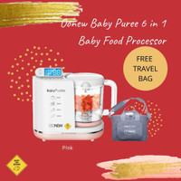 OONEW Baby Puree 6 in 1 Baby Food Processor