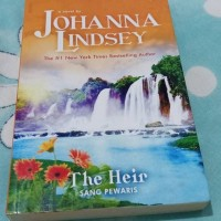 Novel Romance - The Heir (Sang Pewaris) - Johanna Lindsey