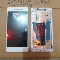 LCD 1SET PLUS FRAME OPPO R7 OPPO R7F