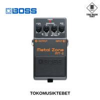BOSS METAL ZONE MT-2 EFEK GITAR ELEKTRIK