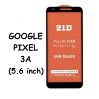 Tempered Glass GOOGLE PIXEL 3A ( 5.6 ) - Anti Gores Kaca Full Cover