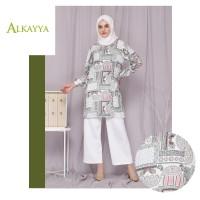 Grosir Baju Busana Muslim Murah Zehra Tunic by Alkayya