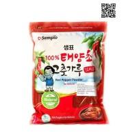 Sempio Gochugaru for Kimchi Red Pepper Powder-Bubuk Cabe Korea 1Kg