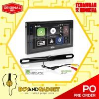 BOSS Audio BVCP9685A Apple Carplay License plate - Ori & Termurah