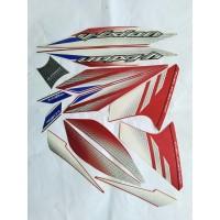 stiker striping yamaha vixion 2014 merah