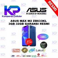 ASUS MAX M2 ZB633KL 3GB 32GB GARANSI RESMI