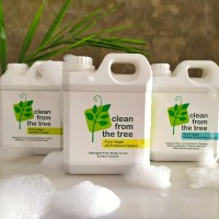 1L Clean From The Tree - all purpose cleaner laundry liquid detergent
