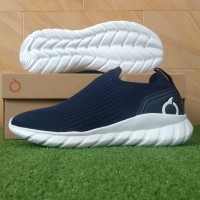 Ortuseight Mamushi (Sepatu Running Casual) - Navy/White - 36