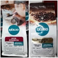 Kopi Bubuk Excelso Java Arabica & Arabica Gold 200gr untuk 25 cangkir