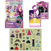 Kartu Aikatsu Mizuki Kanzaki bisa dekorasi Baju Diy Card Decor Bandai
