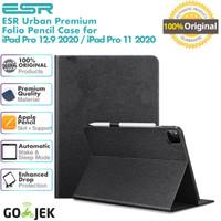 Original ESR Urban Premium Case iPad Pro 11 2020 / 12.9 2018 - Cover - iPad Pro 11, Black