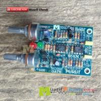 KIT Noise Gate Anti Feedback destroyer Microphone Aksesoris 052M PURUT