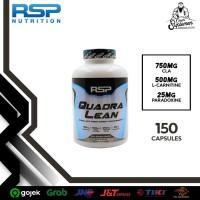 New !! RSP Quadra Lean Stimulant Free 150 caps rsp quadralean 150caps