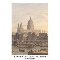 Nouvelles Images London Cityscapes - 2016 Calendar (YC 022)