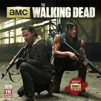 Walking Dead 2016 Wall Calendar