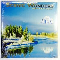 Scenic Wonders 2016 12 Month Calendar