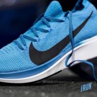 Sepatu Nike Zoom Fly Flyknit Blue Orbit Original BNIB