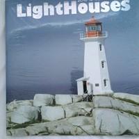 2016 12 Month LightHouses Wall Calendar 12x12