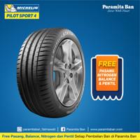 Ban Michelin Pilot Sport 4 205/55 R16 Ban Mobil