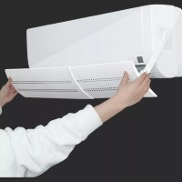 Talang Ac Penahan Angin - Ac Reflektor Universal Adjustable TL01