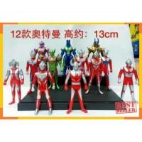 Edisi Pertama Loose Pack - Figure Set Ultraman dan Monster