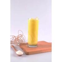 Bubuk Minuman BANANA Powder - FOREST Bubble Drink