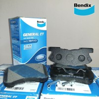 BENDIX Datsun Go Kampas Rem Depan DB1380 GCT