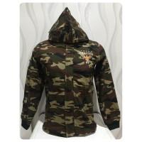 Jaket Fashion Anak Laki-Laki Army - Transworld