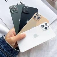Fake Back Case Cover / Antigores Belakang Iphone 11 11 Pro 11 Pro Max