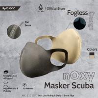 Masker Scuba Noxy | Scuba Gramasi 400gr | Masker Anti Polusi