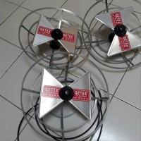 Antena TV Digital Getex Outdoor Indoor LED LCD Parabola Wajan Bolic