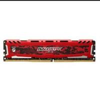 Ram Crucial Ballistix Sport LT DDR 4 8GB (1x8) 2666 Mhz