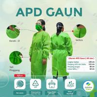 Baju operasi / Surgical gown / Baju jaga /standar RS