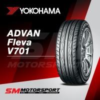 Yokohama ADVAN Fleva V701 205 50 r15 86V Ban Mobil