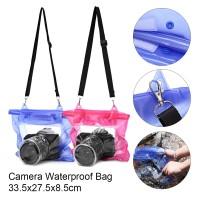 Universal DSLR SLR Camera Waterproof Bag Underwater Housing Case