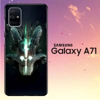Casing Samsung Galaxy A71 Dota 2 Juggernaut Arcana L3124