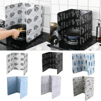 Partisi Lipat Bahan Aluminium Foil Anti Ciprat Minyak Panas Ukuran