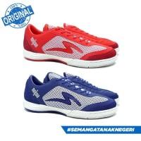 Dijual Sepatu Futsal Specs Metasala Rival - Galaxy Blue/Off White Baik